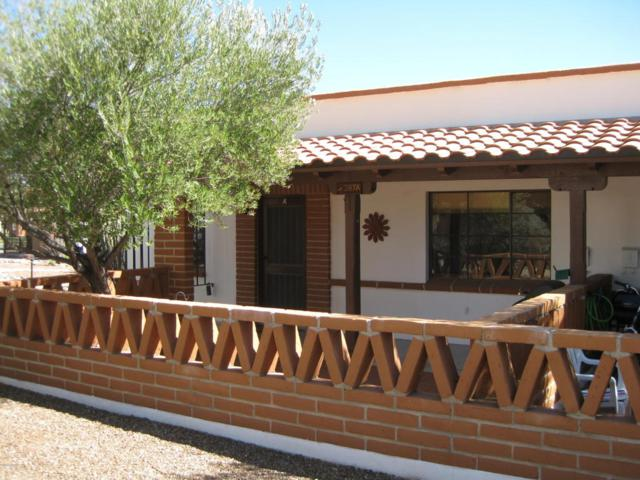 387 S Paseo Quinta A, Green Valley, AZ 85614 (#21805532) :: Long Realty - The Vallee Gold Team