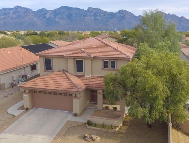 635 W Red Barberry Drive, Oro Valley, AZ 85755 (#21805536) :: Keller Williams
