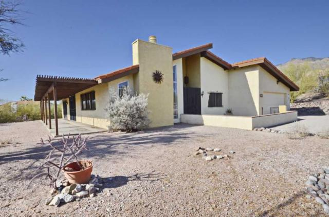 5817 N Camino Del Conde, Tucson, AZ 85718 (#21805585) :: Keller Williams