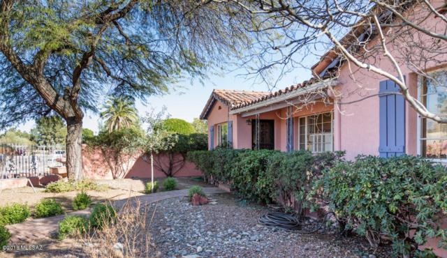1148 E Seneca Street, Tucson, AZ 85719 (#21805869) :: Long Realty Company