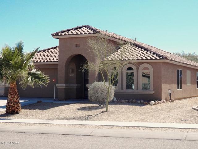 901 W Via Alamos, Green Valley, AZ 85614 (#21805883) :: The Josh Berkley Team