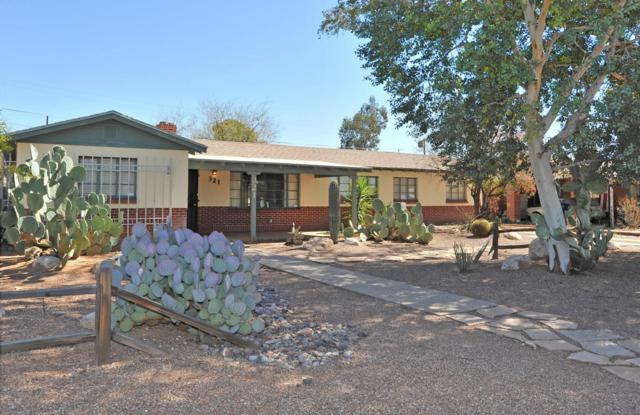 321 S Eastbourne Avenue, Tucson, AZ 85716 (#21806402) :: Long Realty Company