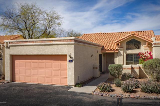 61 E Horizon Circle, Oro Valley, AZ 85737 (#21807240) :: Long Realty Company