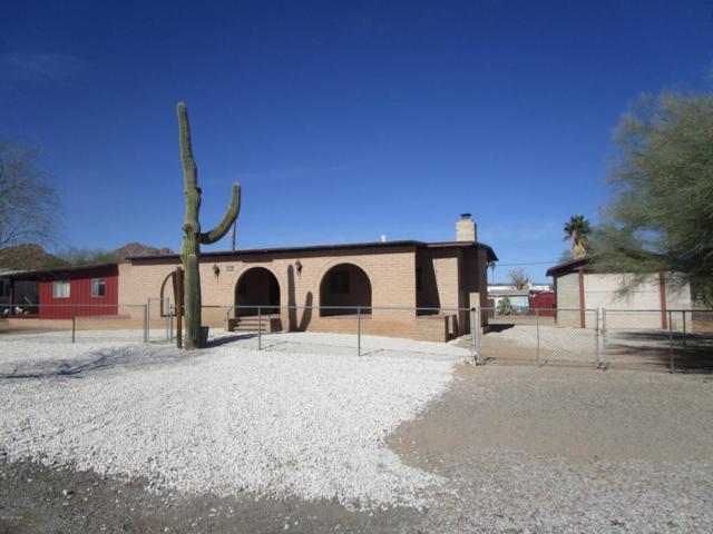 2802 W Quail Road, Tucson, AZ 85746 (#21807280) :: Long Realty Company