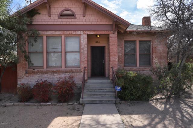 314 E 2nd Street, Tucson, AZ 85705 (#21807400) :: Long Realty Company