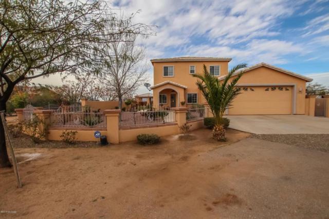 7552 W Velo Road, Tucson, AZ 85757 (#21807477) :: Stratton Group