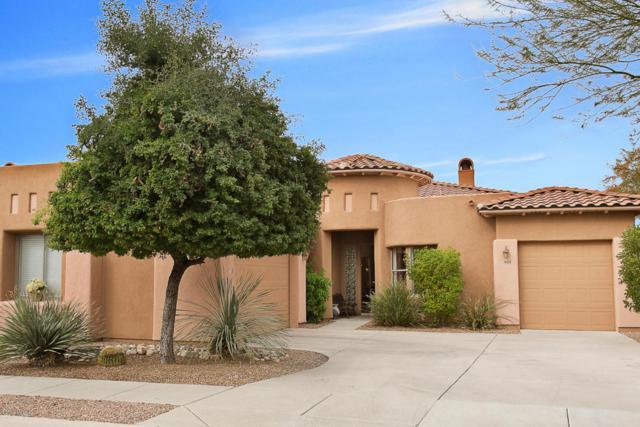 6153 N Via Jaspeada, Tucson, AZ 85718 (#21807606) :: Long Luxury Team - Long Realty Company