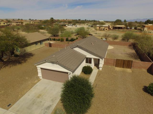 504 W Amber Hawk Court, Green Valley, AZ 85614 (#21807716) :: Long Realty Company