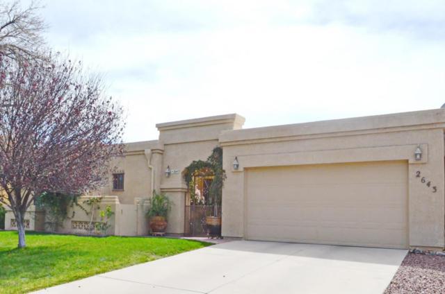 2643 W Old Glory Drive, Tucson, AZ 85741 (#21807719) :: Long Realty Company