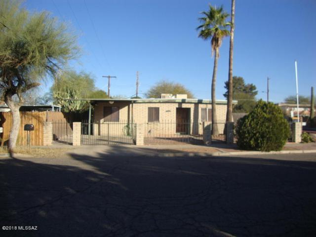 2460 N Sycamore Boulevard, Tucson, AZ 85712 (#21807750) :: Long Realty Company