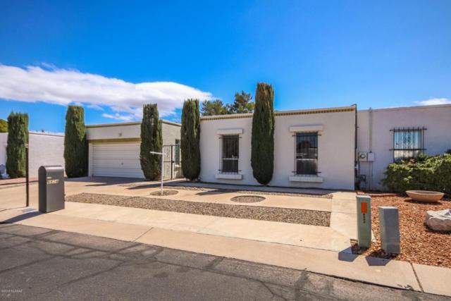 6604 E Calle Cavalier, Tucson, AZ 85715 (#21807894) :: Long Realty - The Vallee Gold Team