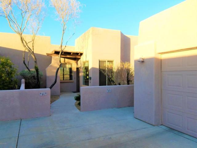 7647 S Vivaldi Court, Tucson, AZ 85749 (#21808044) :: Long Realty Company