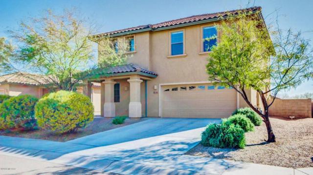 14381 N Bannerstone Court, Marana, AZ 85658 (#21808057) :: The Josh Berkley Team