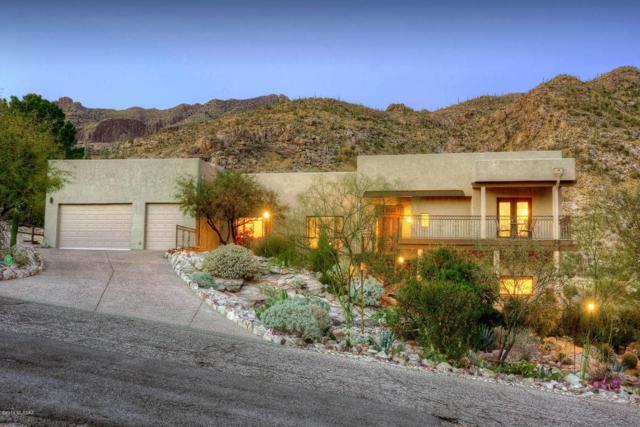 4215 E La Paloma Drive, Tucson, AZ 85718 (#21808234) :: Long Luxury Team - Long Realty Company