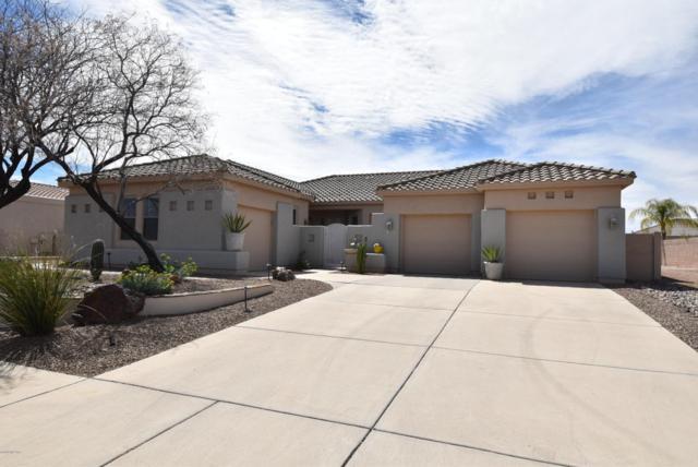 13827 Silvercreek Place, Oro Valley, AZ 85755 (#21808319) :: Long Realty Company