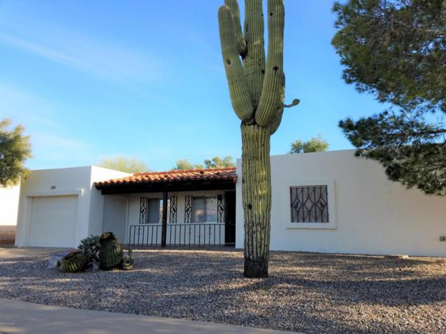 151 E San Vincent Drive, Green Valley, AZ 85614 (#21808401) :: My Home Group - Tucson