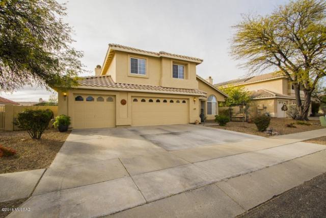 12549 N Wayfarer Way, Oro Valley, AZ 85755 (#21808478) :: Long Realty Company