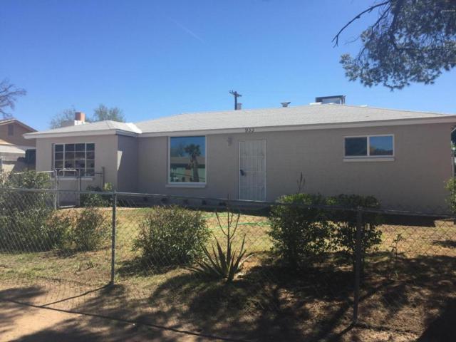 933 W Calle Francita, Tucson, AZ 85706 (#21808539) :: Long Realty Company