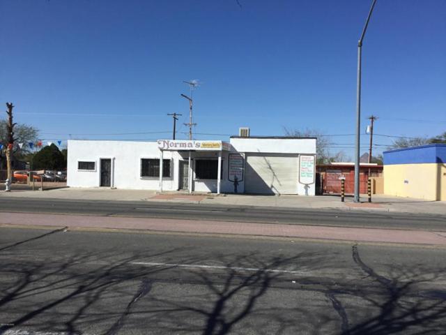 4710 S 6th Avenue, Tucson, AZ 85714 (#21808611) :: My Home Group - Tucson
