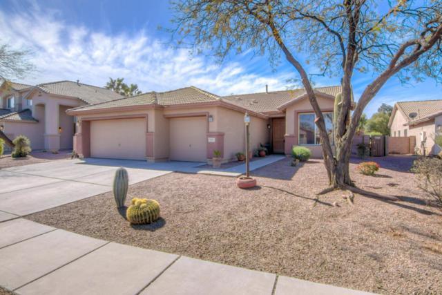 7371 W Trent Place, Tucson, AZ 85743 (#21808713) :: Long Realty Company