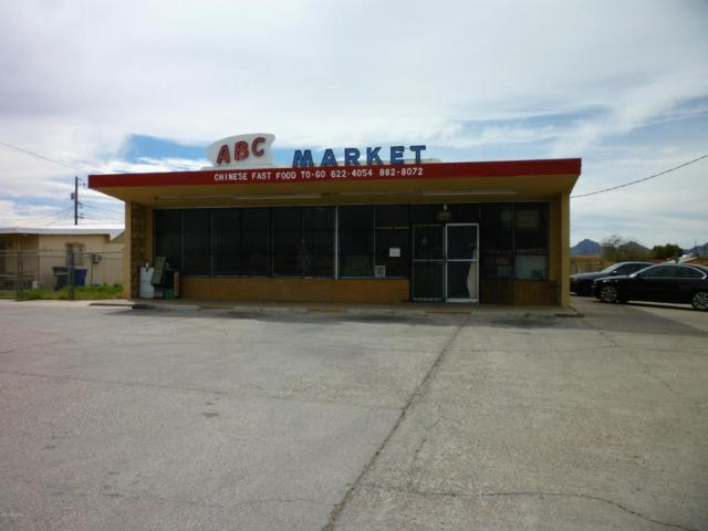2710 S Park Avenue, Tucson, AZ 85713 (#21808757) :: My Home Group - Tucson