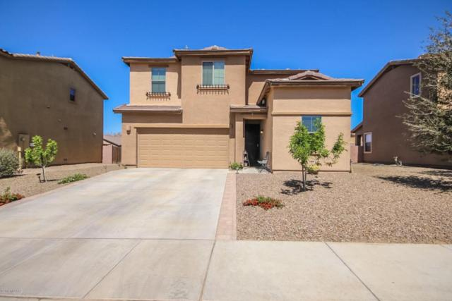 12058 W Hailey Lane, Marana, AZ 85653 (#21808934) :: Long Realty Company