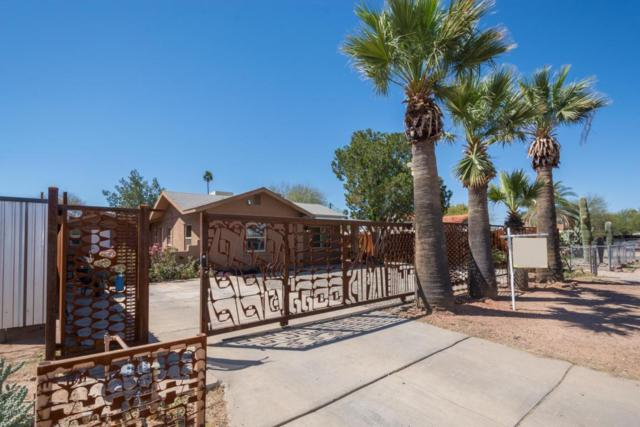 808 E Hedrick Drive, Tucson, AZ 85719 (#21809461) :: The Josh Berkley Team