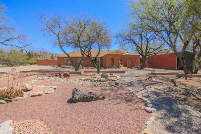 3162 N Longhorn Drive, Tucson, AZ 85749 (#21809651) :: Long Realty Company