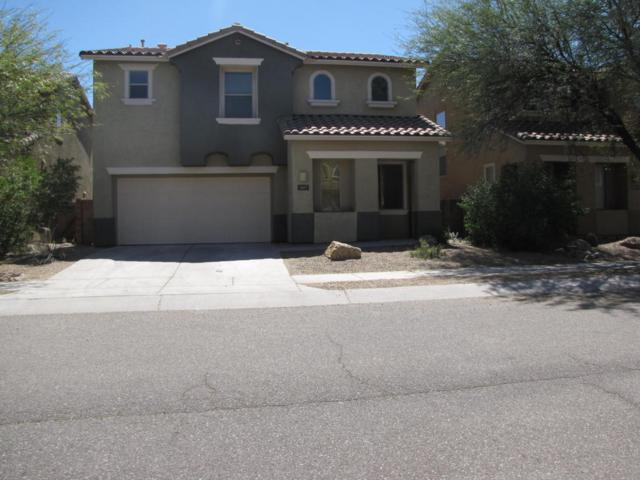 1667 W Blue Horizon Street, Tucson, AZ 85704 (#21809711) :: Long Realty Company