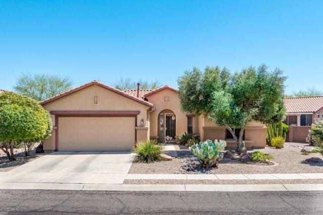 9384 N Sombrero Canyon Drive, Tucson, AZ 85743 (#21809719) :: Long Realty Company