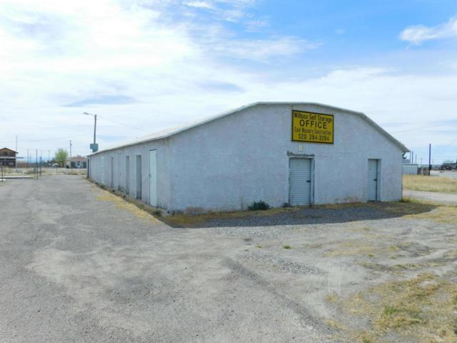 750 S Curtis Avenue, Willcox, AZ 85643 (#21809814) :: My Home Group - Tucson