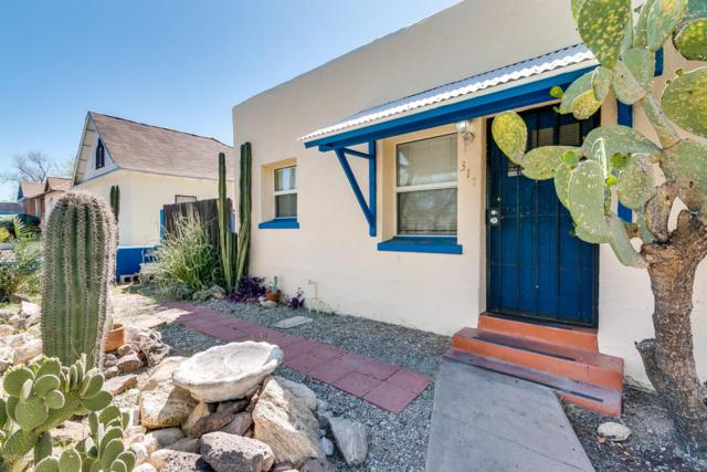 317 N 3rd Avenue, Tucson, AZ 85705 (#21809820) :: RJ Homes Team