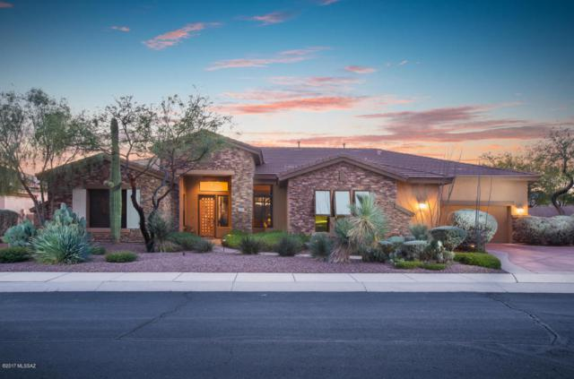 13853 N Steprock Canyon Place, Oro Valley, AZ 85755 (#21810209) :: Long Realty - The Vallee Gold Team