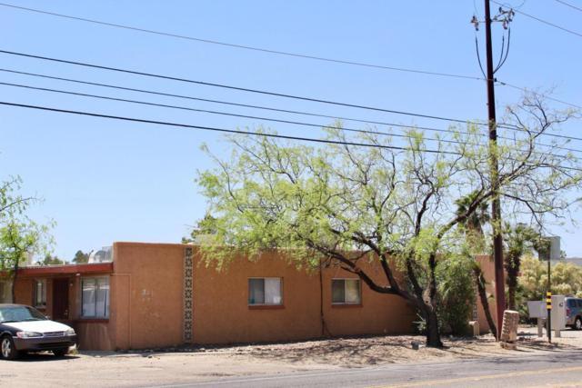 730 E Limberlost Drive, Tucson, AZ 85719 (#21810265) :: Long Realty Company