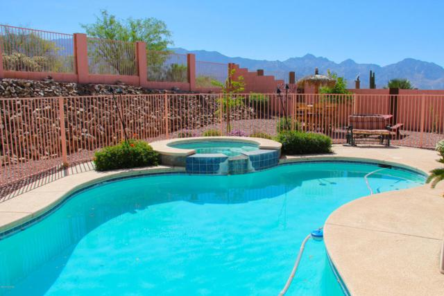 40051 Mountain Shadow Drive, Tucson, AZ 85739 (#21810300) :: My Home Group - Tucson