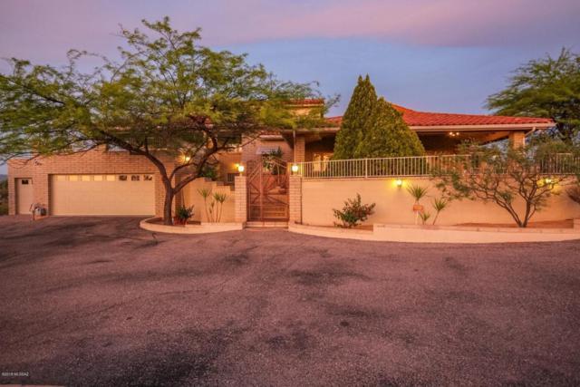 10922 E Escalante Road, Tucson, AZ 85730 (#21810465) :: Stratton Group
