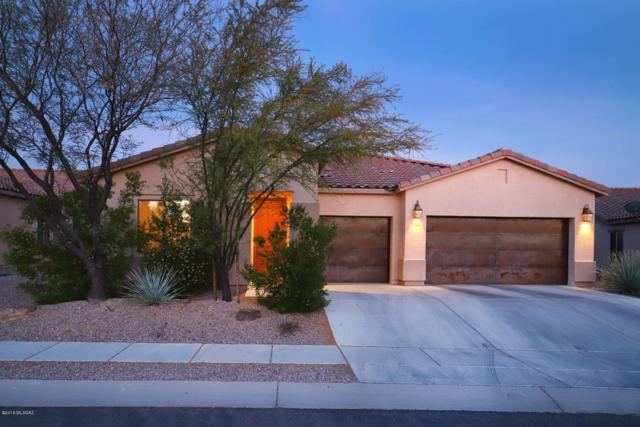 11520 N Adobe Village Place, Marana, AZ 85658 (#21810473) :: Long Realty - The Vallee Gold Team