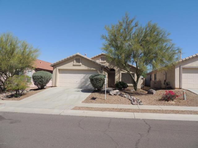 5548 W Dove Of Peace Drive, Marana, AZ 85658 (#21810515) :: Long Luxury Team - Long Realty Company