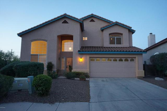 8186 E Quartz Ridge Drive, Tucson, AZ 85715 (#21810665) :: The Josh Berkley Team