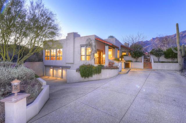 4061 E Camino Montecillo, Tucson, AZ 85718 (#21810735) :: Long Realty Company