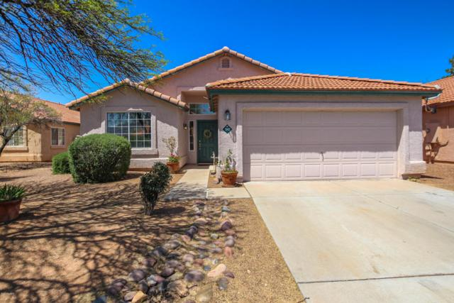 12421 N Brightridge Drive, Oro Valley, AZ 85755 (#21810891) :: Long Realty - The Vallee Gold Team