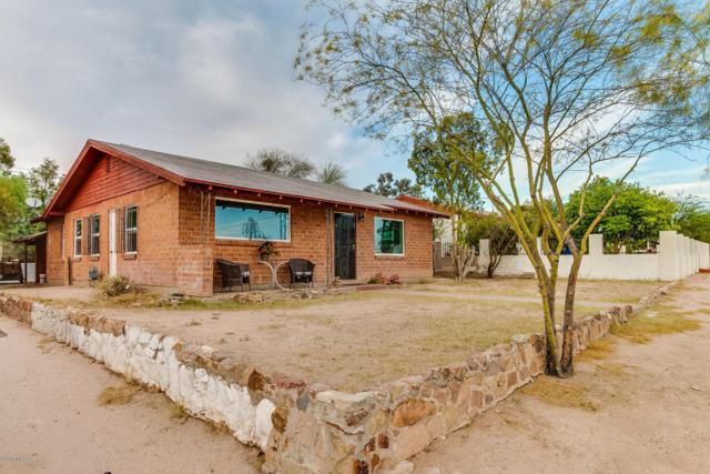1215 E 13Th Street, Tucson, AZ 85719 (#21811066) :: Long Realty - The Vallee Gold Team