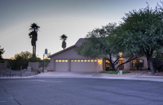 12413 N Copper Queen Way, Oro Valley, AZ 85755 (#21811229) :: Long Realty - The Vallee Gold Team