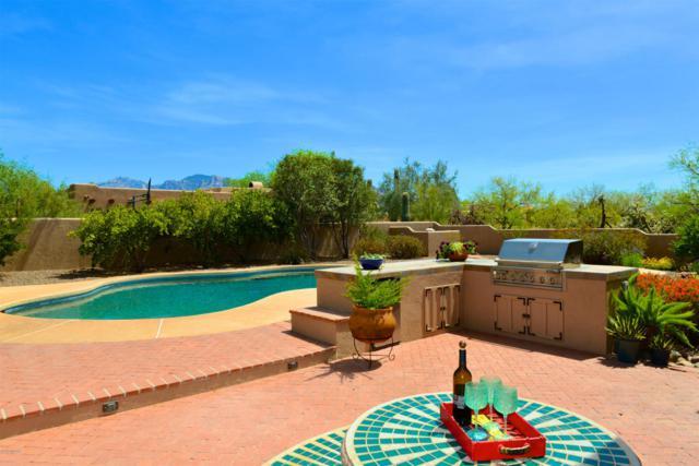 11522 N Monika Leigh Place, Oro Valley, AZ 85737 (#21811231) :: Long Luxury Team - Long Realty Company