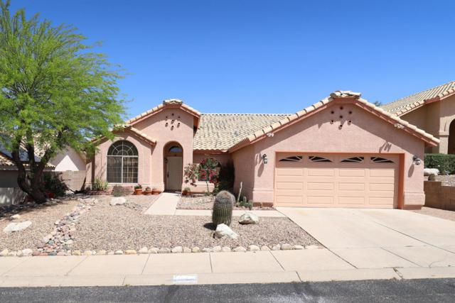 1666 W Sunridge Drive, Tucson, AZ 85704 (#21811284) :: The KMS Team
