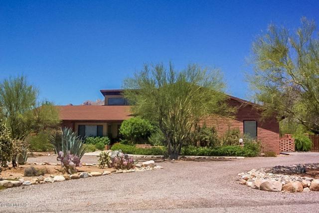 1401 E Calle Mariposa, Tucson, AZ 85718 (#21811295) :: Keller Williams Southern Arizona