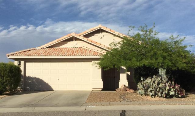 559 S Sugarloaf Mountain Place, Tucson, AZ 85748 (#21811304) :: Keller Williams Southern Arizona