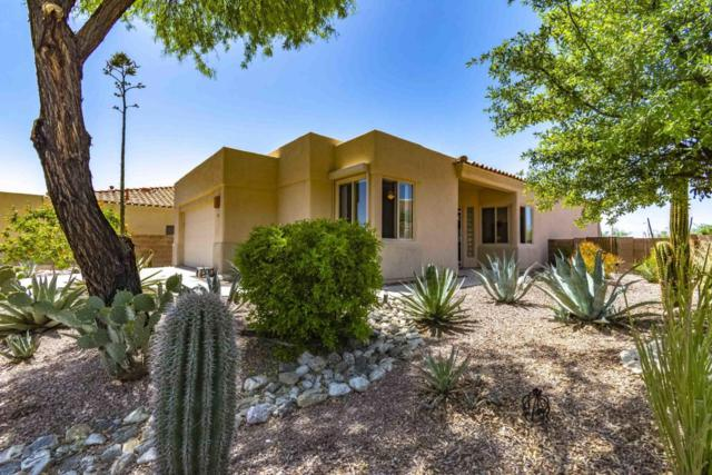 5289 N Canyon Rise Place, Tucson, AZ 85749 (#21811398) :: Gateway Partners at Realty Executives Tucson Elite