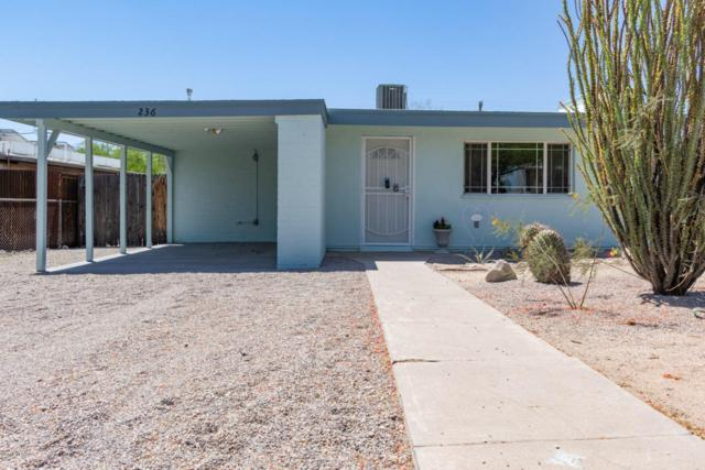 236 E Waverly Street, Tucson, AZ 85705 (#21811410) :: My Home Group - Tucson