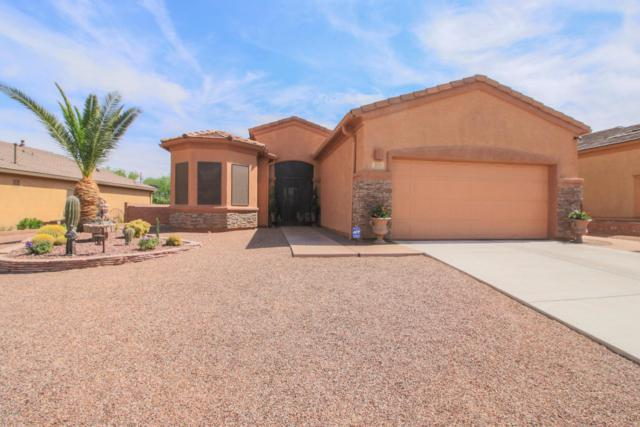 526 N Michelangelo Drive, Green Valley, AZ 85614 (#21811429) :: Gateway Partners at Realty Executives Tucson Elite